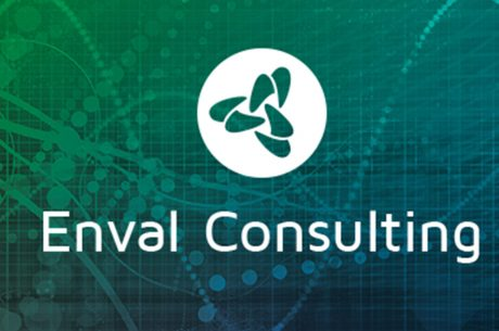 Enval Consulting website and brochure