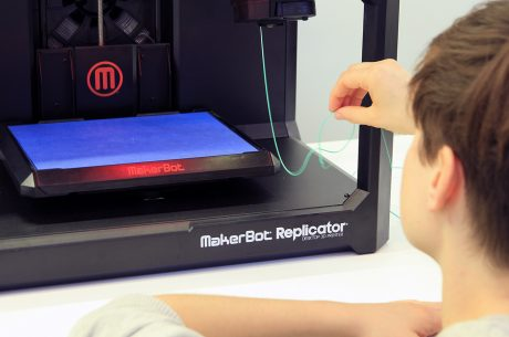 Life Size Media in action: 3D Printing
