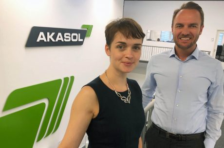 Life Size Media appointed by e-mobility pioneers, AKASOL