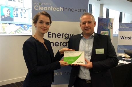 Star Renewable Energy wins our Scottish Pitch Perfect Award