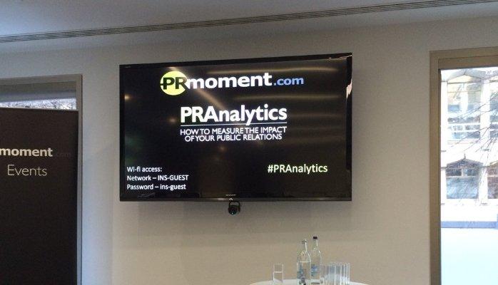PR analytics PRanalytics PR moments Life Size Media