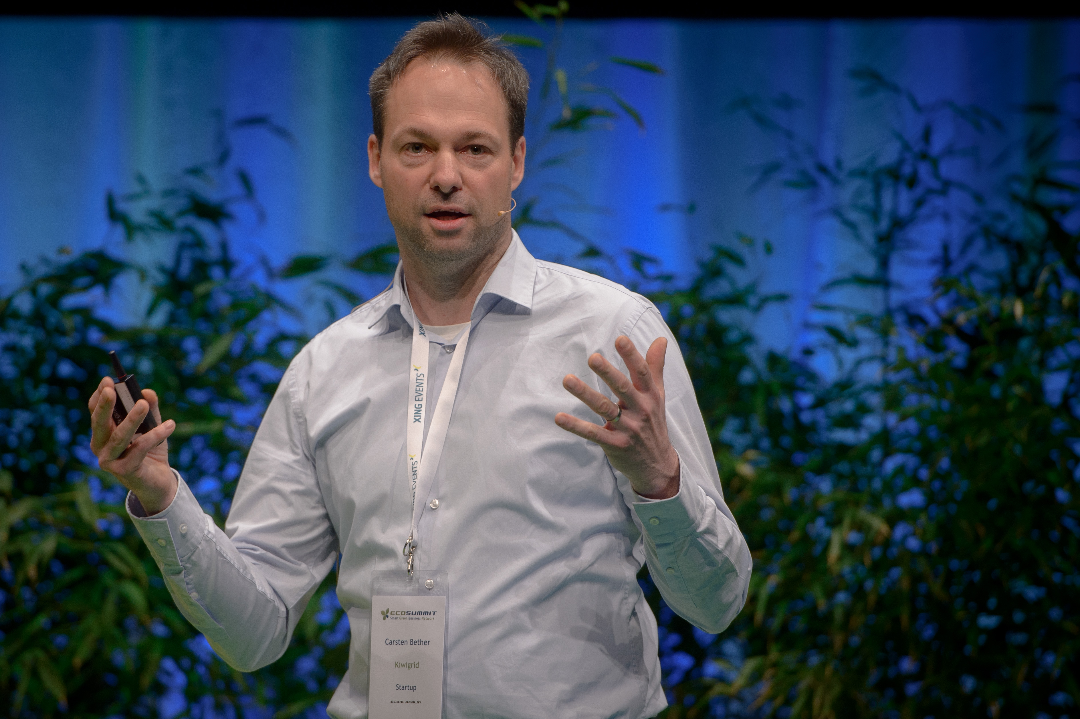 Cleantech trends Kiwigrid- ecosummit berlin 2016