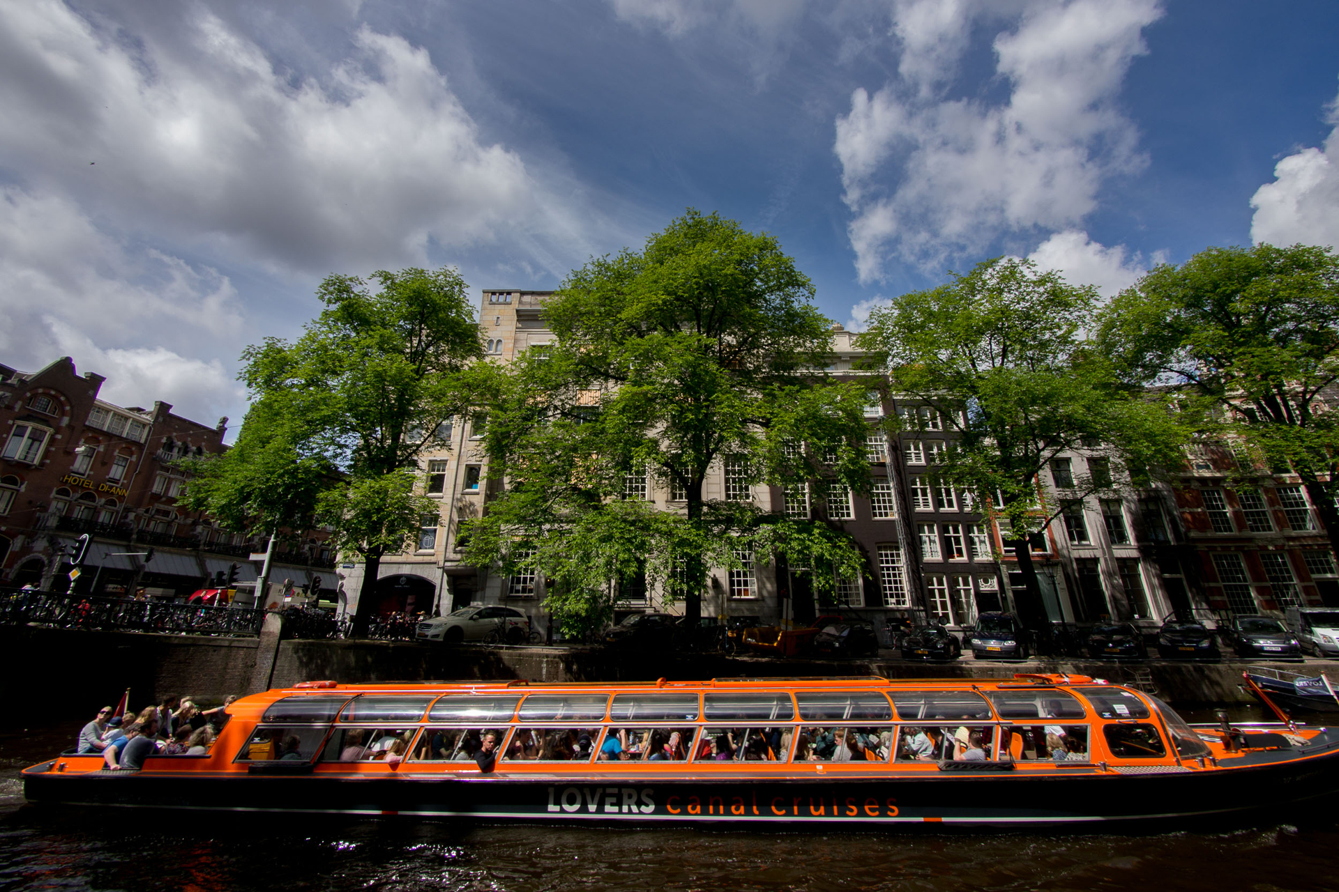 Ecosummit in Amsterdam, the hub for cleantech innovation