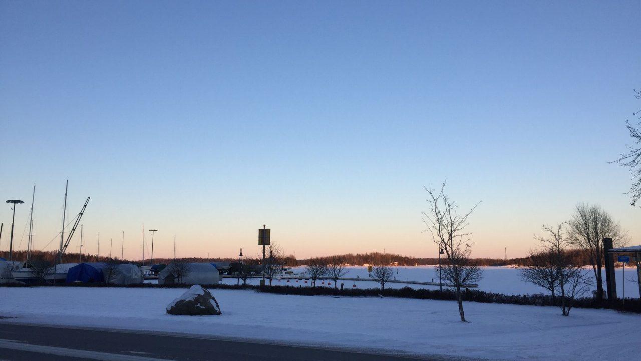 snow Helsinki Visedo