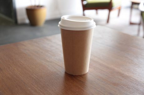 World first bioplastic solution to growing coffee cup waste