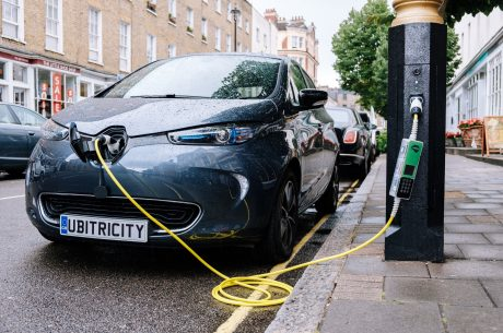 ubitricity welcomes UK shift away from diesel and petrol vehicles
