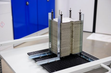 Elcogen tech at heart of breakthrough fuel cell project