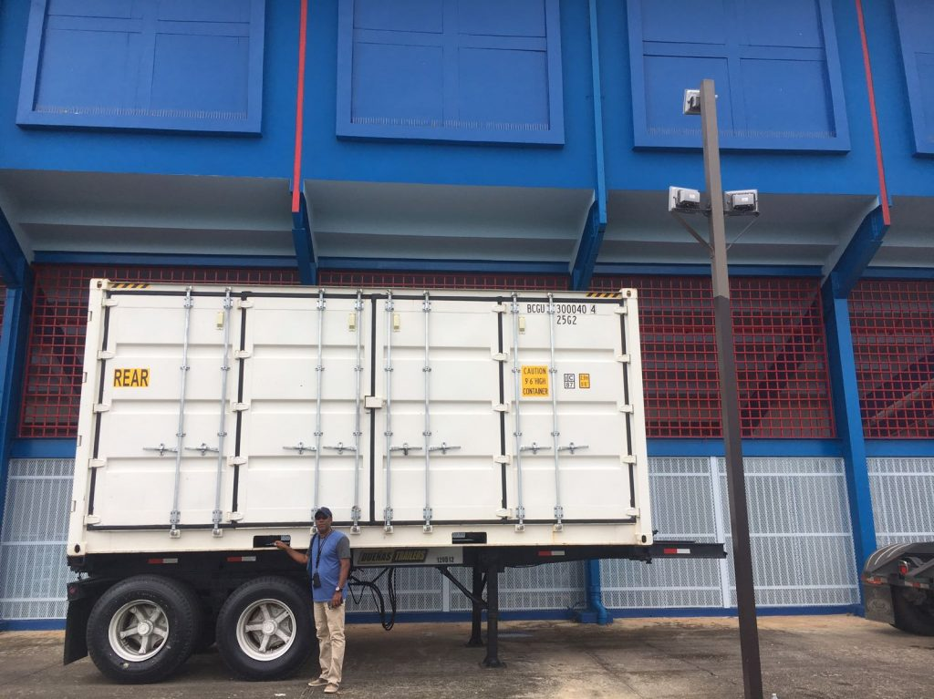 Arensis biomass power unit delivery