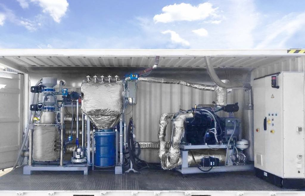 Arensis biomass power system Puerto Rico