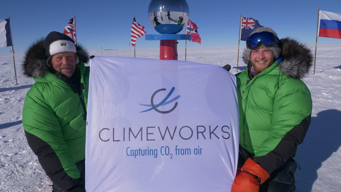 Climeworks - New market Mechanism - Climate Goals
