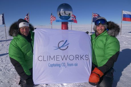 Climeworks establishes new market mechanism to achieve climate goals