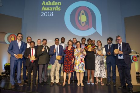 Upside Energy wins prestigious Ashden Award for its Virtual Energy Store™