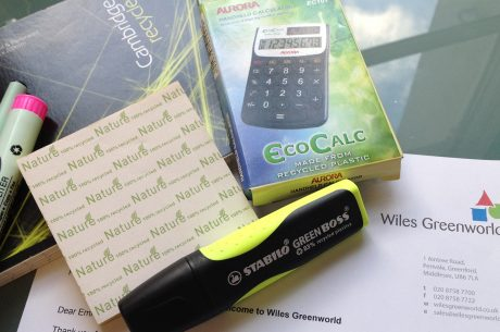 Life Size Media chooses Wiles Greenworld as sustainable office supplies partner