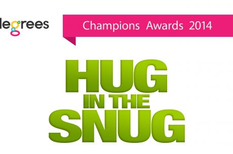 A Hug in the Snug tour of the 2Degrees Awards longlist
