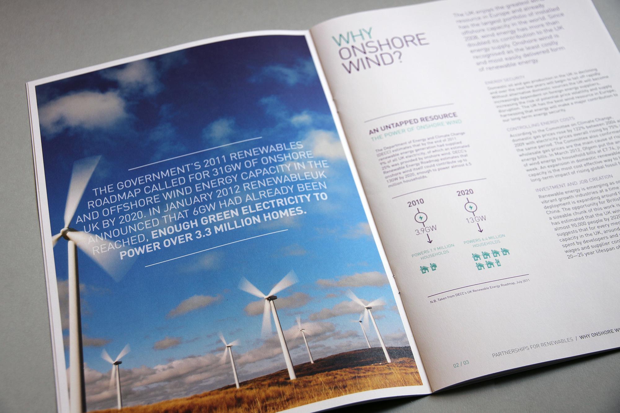 Partnerships for Renewables brochure