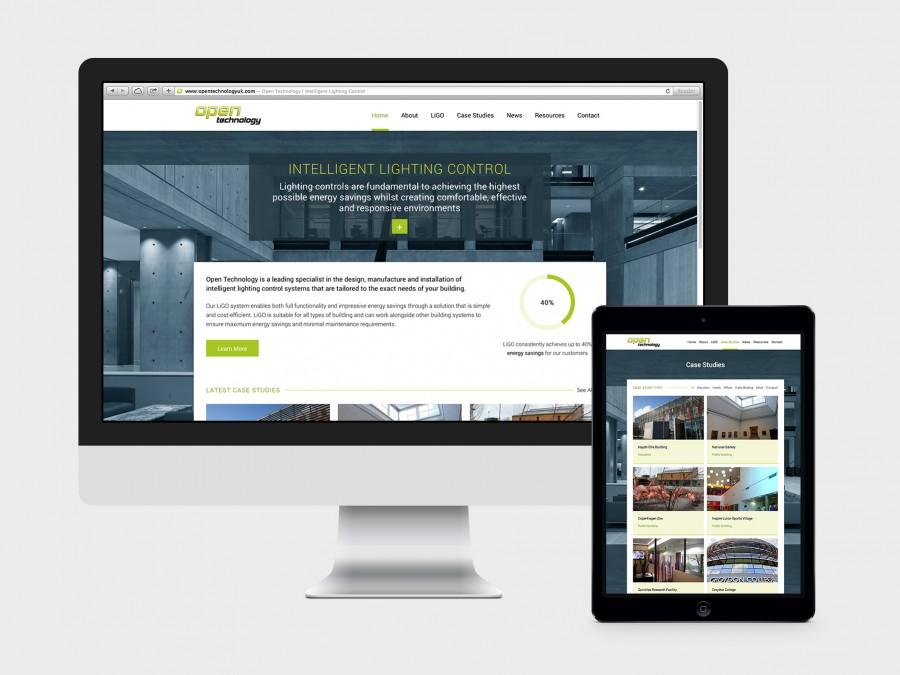 Open Technology website