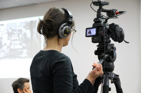 Producing an event film for Carbon Limiting Technologies and the Energy Entrepreneurs Fund
