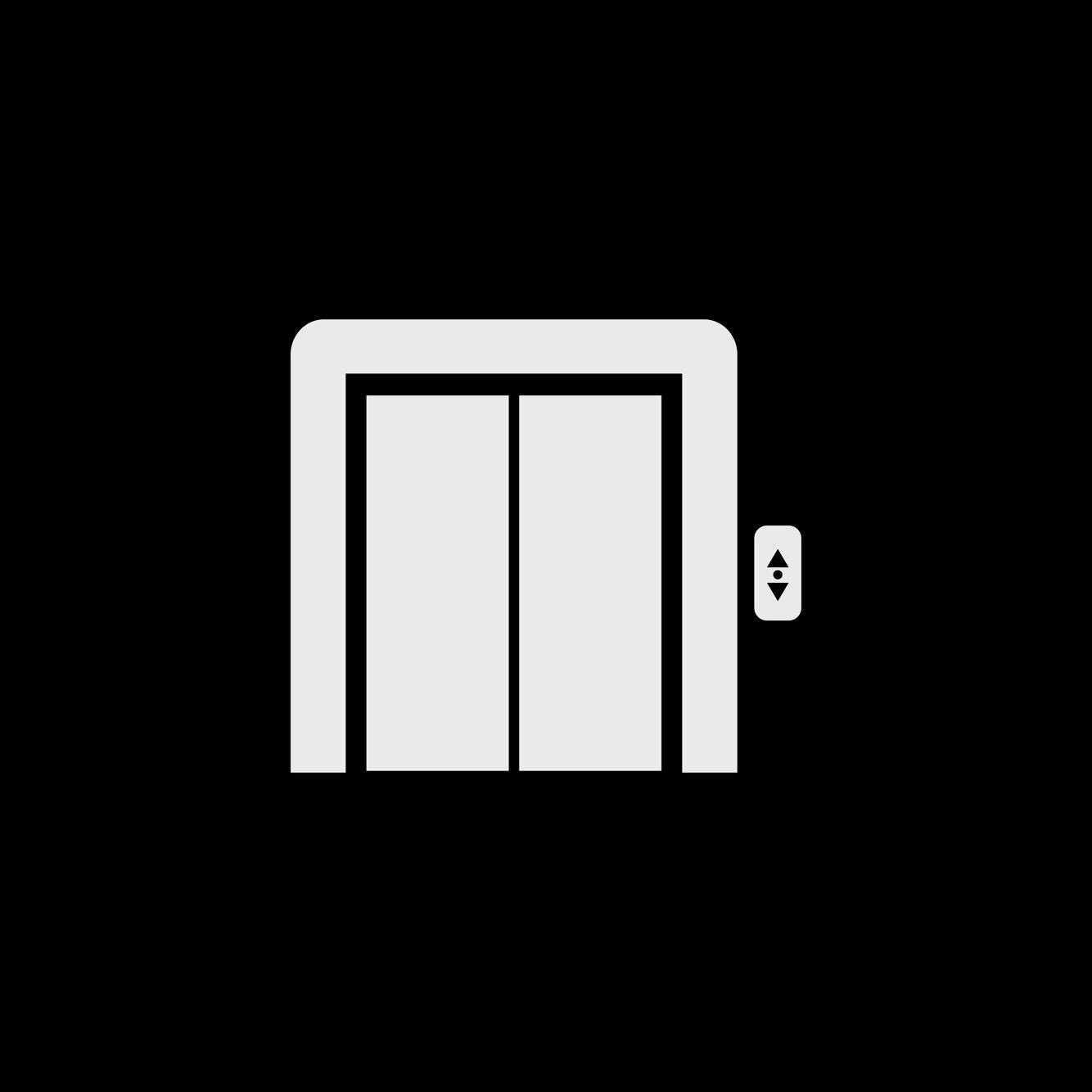 life elevator icon
