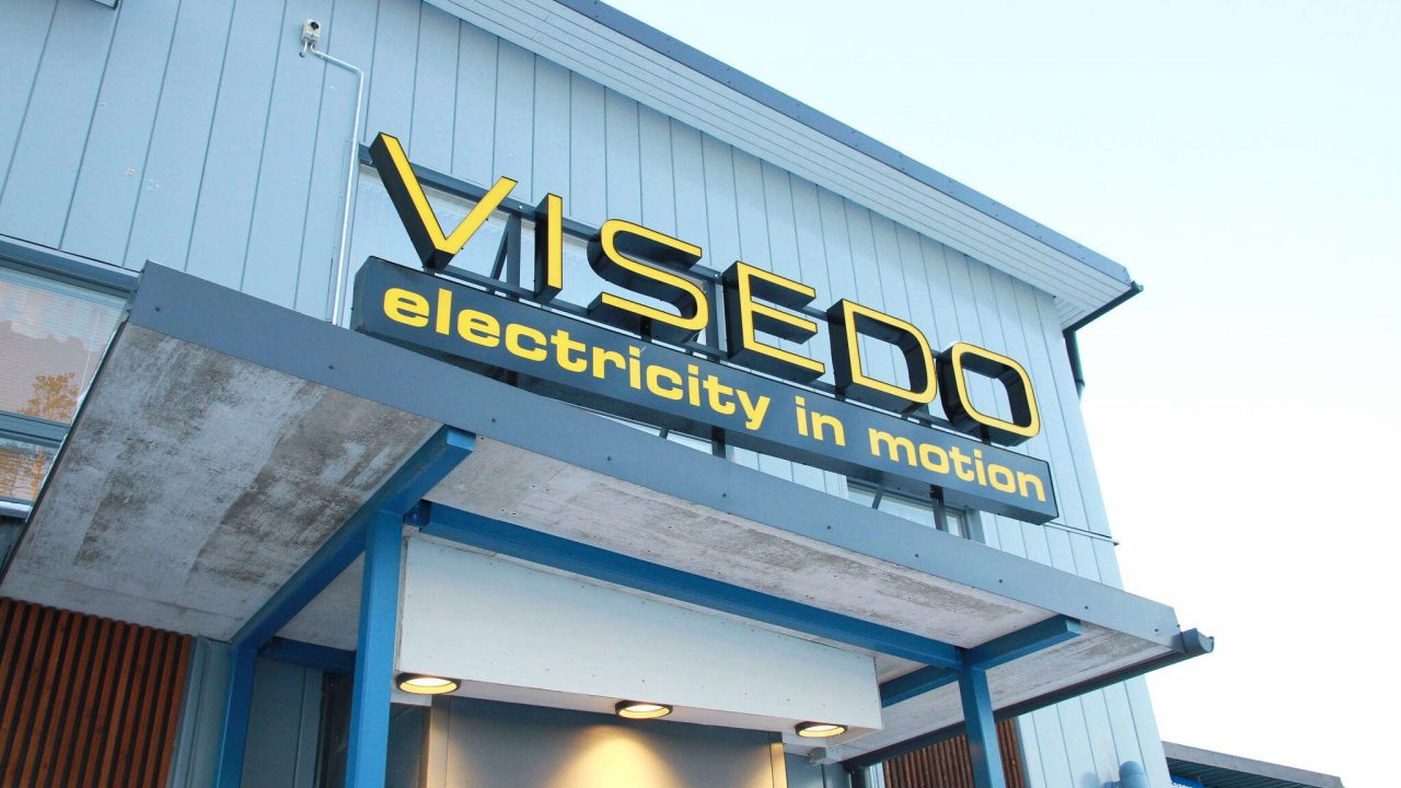 Visedo electricity in motion