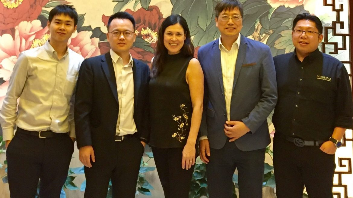Visedo is focused on hastening the transition to hybrid and electric vehicles across the Asia Pacific region with the opening of a new office in Hong Kong.