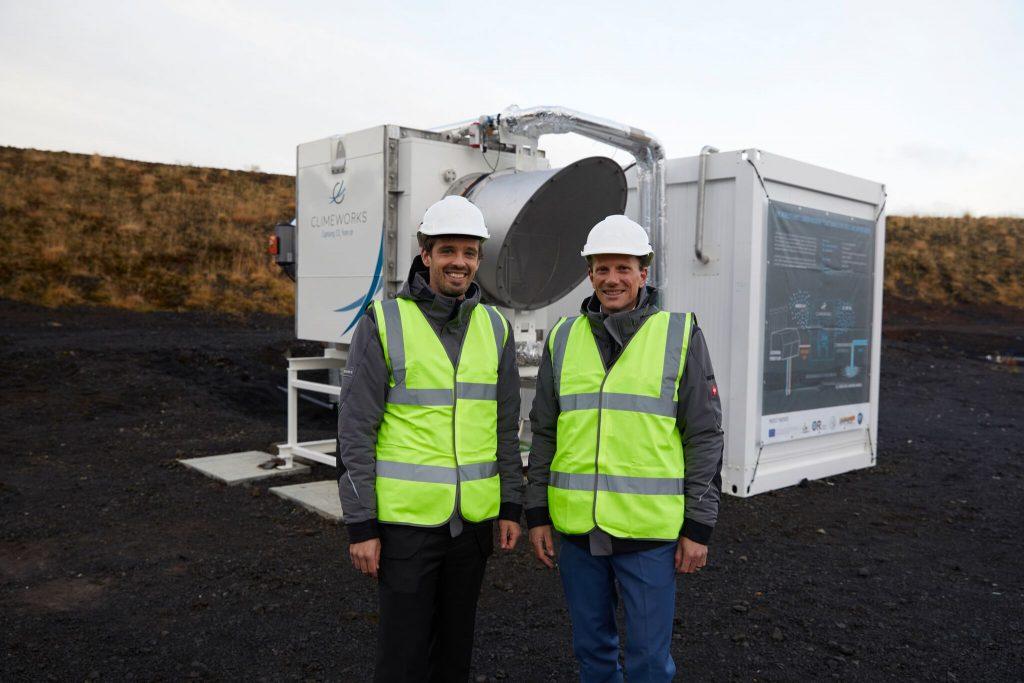 Climeworks Iceland DAC plant