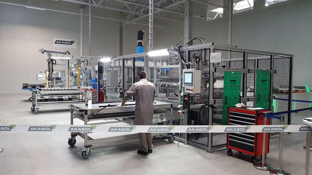 Akasol - Langen Facility - Plant Opening