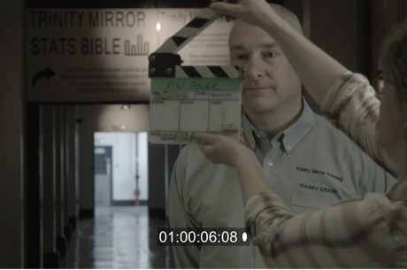 Transcribing the interviews, finding the story – Part 12: How to make a (good) promotional film