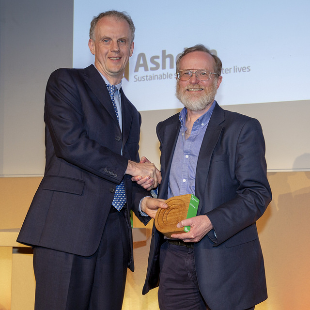 Ashden Awards - Upside Energy - Dr. Graham Oakes