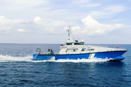 Danfoss helps Estonia combat pollution with new hybrid patrol ship